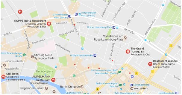 google maps - unternehmen eintragen
