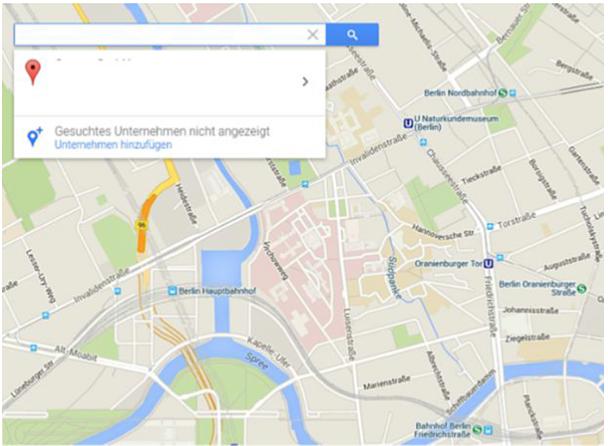 Google My Business Unternehmen hinzufügen