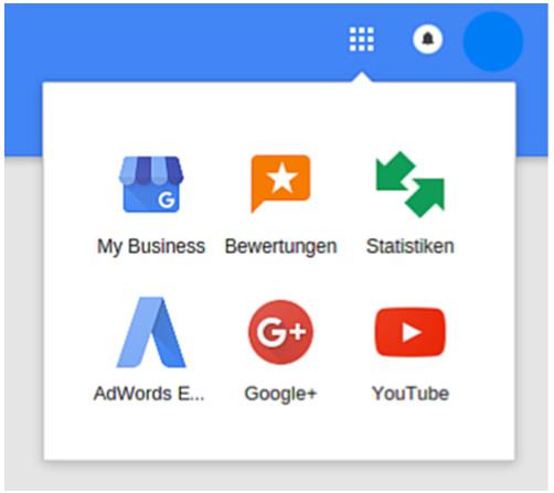Google Produkte